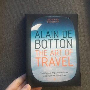 "Alain de Botton's ""Art of Travel"""